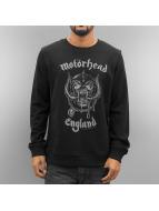 Amplified Pullover Motörhead England schwarz