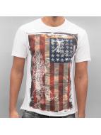 Amplified T-paidat American Angel T valkoinen