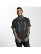 Amplified T-shirt Slayer Metal Edge grå