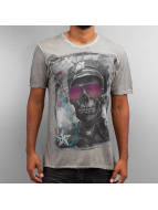Amplified T-Shirt NYPD grau