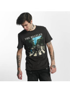 Amplified T-Shirt The Beatles Abbey Road grey