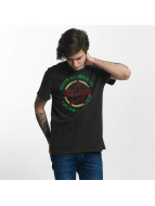 Amplified T-Shirt The Clash Guns Of Brixton Tour grey