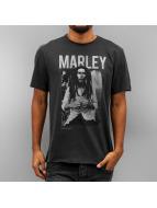 Amplified T-Shirt Bob Marley Photo gris