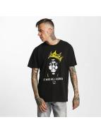 Amplified T-Shirt Biggi - Dream Crown noir