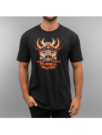Amplified T-Shirt Pharrell III Monster Hat schwarz