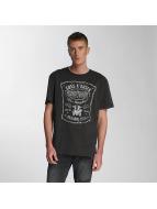 Amplified T-Shirts Guns & Roses LA Paradise City gri
