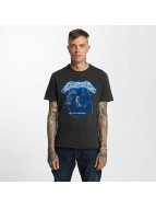 Amplified T-Shirty Metallica Ride The Light szary