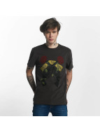 Amplified T-Shirty Guns N Roses Shooting Roses szary