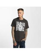 Amplified T-skjorter Eminem Slim Shady grå