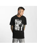 Amplified T-skjorter Tupac -All Eyes On Me svart
