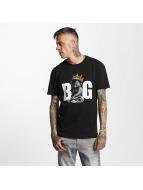 Amplified T-skjorter Biggi - Big Ready svart