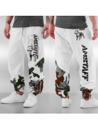 Amstaff Спортивные брюки Zeroth белый