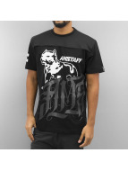 Amstaff Camiseta Lebox negro