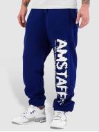 Amstaff Joggebukser Blade blå