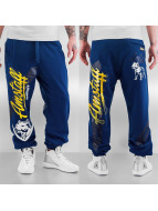Amstaff joggingbroek Pryor blauw