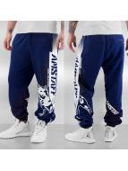 Amstaff joggingbroek Lazar blauw
