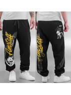 Amstaff joggingbroek Pryor zwart