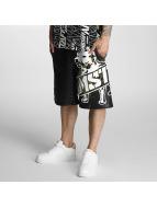 Amstaff Pantalón cortos Tasko negro