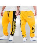 Amstaff Pantalón deportivo Terem amarillo