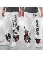 Amstaff Pantalón deportivo Zeroth blanco