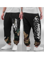 Amstaff Pantalón deportivo Zeroth negro