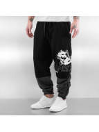 Amstaff Pantalón deportivo Karpan negro