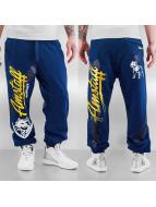 Amstaff Pantalone ginnico Pryor blu