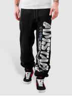 Amstaff Pantalone ginnico Dasher nero