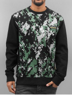 Amstaff Pullover Kodor schwarz