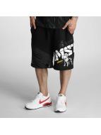 Amstaff shorts Brens zwart