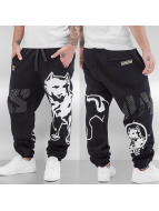 Amstaff Spodnie do joggingu Baran czarny
