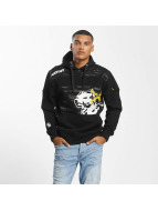Amstaff Sweat capuche Estaro noir