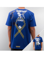 Amstaff T-Shirt Proteus blau