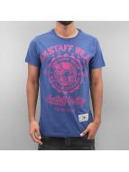 Amstaff t-shirt Dorano blauw