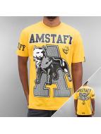 Amstaff t-shirt Alador geel