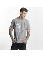 Amstaff T-Shirt Logo grau