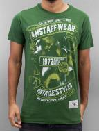 Amstaff t-shirt Isanto groen