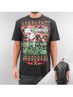 Amstaff T-Shirt Sharik noir