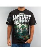 Amstaff T-Shirt Psyc noir