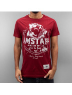Amstaff T-Shirt Neres red
