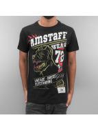 Amstaff T-Shirt Emperor schwarz