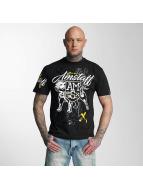 Amstaff T-Shirt Canis schwarz