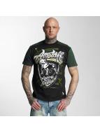 Amstaff T-shirt Lizard svart