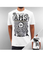 Amstaff T-Shirt Nores weiß