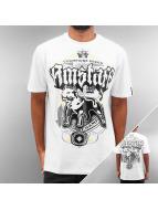Amstaff t-shirt Omari wit