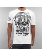Amstaff t-shirt Korsos wit