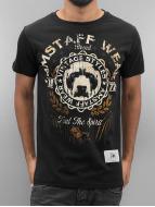 Amstaff t-shirt Malex zwart