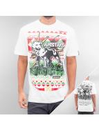 Amstaff T-Shirts Sharik beyaz