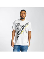 Amstaff T-shirts Kalamos hvid