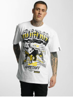 Amstaff T-Shirty Tylos bialy